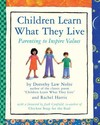 Children Learn What They Live: Parenting to