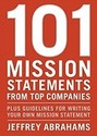 101 Mission Statements from Top Companies: Plus
