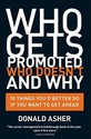 Who Gets Promoted, Who Doesn't, and Why: 10 Things