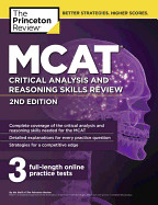MCAT Critical Analysis and Reasoning Skills Review, 2nd Edition