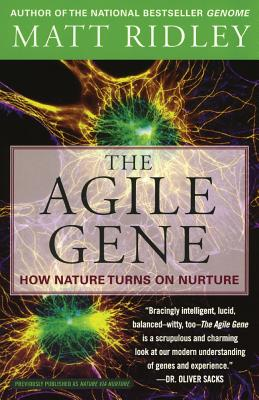The Agile Gene: How Nature Turns on