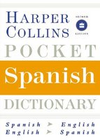 HarperCollins Pocket Spanish Dictionary,