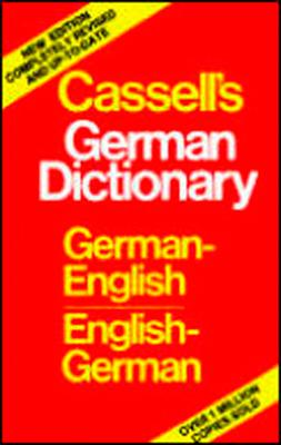 Cassell's German Dictionary: German-English,
