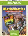 Mathematics, Course 1: Applications and