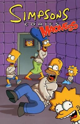 Simpsons Comics Madness!