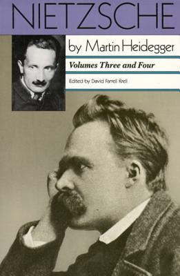 Nietzsche: Volumes Three and Four: Volumes Three