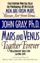 Mars and Venus Together Forever: Relationship
