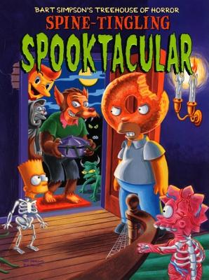 Bart Simpson's Treehouse of Horror Spine-Tingling