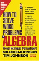 How to Solve Word Problems in Algebra,
