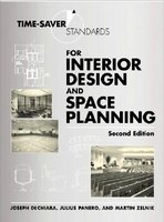 Time-Saver Standards for Interior Design