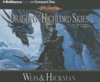 Dragons of the Highlord Skies: The Lost Chronicles, Volume II