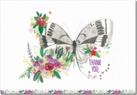 Butterfly Meadow Thank You Notes (Stationery, Note Cards, Boxed Cards)