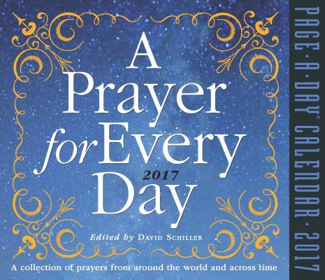 A Prayer for Every Day Page-A-Day Calendar 2017