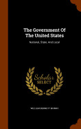 The Government Of The United States: National  Sta