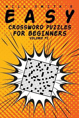 Easy Crossword Puzzles for Beginners - Volume 2
