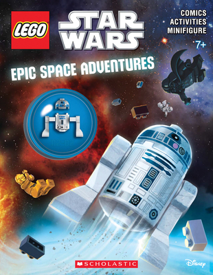 Epic Space Adventures [With Minifigure]