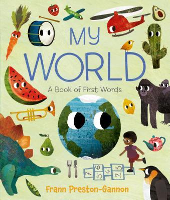 My World: A Book of First Words