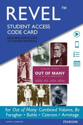 Out of Many, Combined Volume, Books a la Carte Edition Plus New Myhistorylab for U.S. History -- Access Card Package [With Access Code]