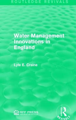 Water Management Innovations in England