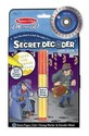 Secret Decoder Book: Activity Books - On the Go