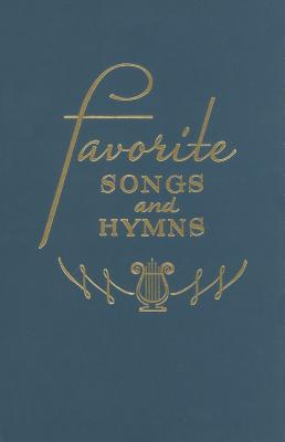 Favorite Songs and Hymns: Available in Blue