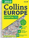 Collins Europe Essential Road Atlas