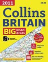 Collins Big Road Atlas Britain