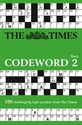 The Times Codeword, Book 2: 150 Easy to Difficult