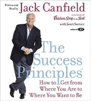 The Success Principles(tm) CD: How to