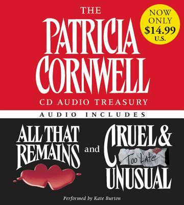 The Patricia Cornwell Treasury: All That