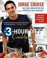 The 3-Hour Diet Cookbook: Lose Up to 10