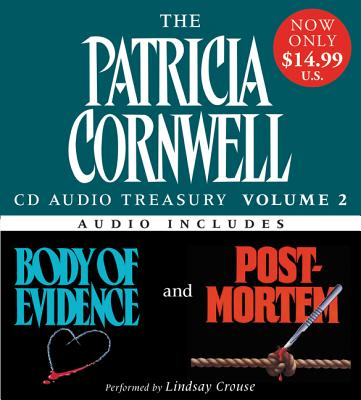 The Patricia Cornwell CD Audio Treasury, Volume 2: