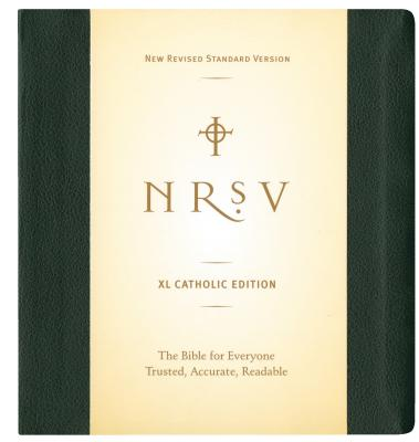 Large Print Bible-NRSV-Catholic