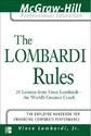 The Lombardi Rules: 26 Lessons from Vicni
