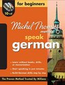 Speak German for Beginners [With Zippered Travel