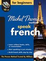 Speak French for Beginners [With Carrying Case]