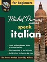 Speak Italian for Beginners [With Carrying Case]