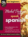 Speak Spanish for Beginners [With Carrying Case]