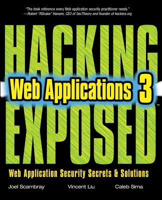 Hacking Exposed Web Applications: Web Application