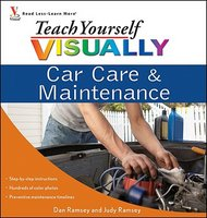 Teach Yourself Visually Car Care &