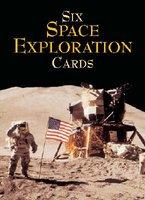 Six Space Exploration Cards: From the