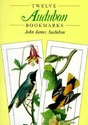 Twelve Audubon Bookmarks
