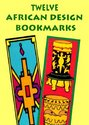 Twelve African Design Bookmarks