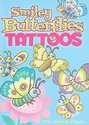 Smiley Butterflies Tattoos [With Tattoos]