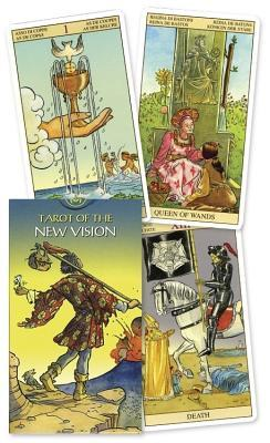 Tarot of the New Vision Deck [With