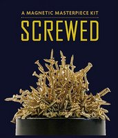 Screwed: A Magnetic Sculpture Kit [With