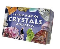 Little Box of Crystals and Gems [With