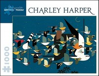 Charley Harper: Mystery of the Missing