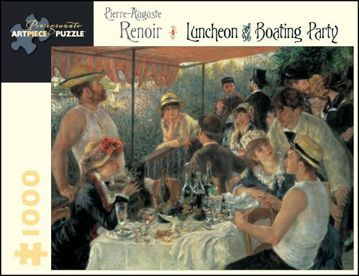 Pierre-Auguste Renoir: Luncheon of the Boating