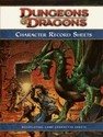 Dungeons & Dragons Character Record Sheets:
